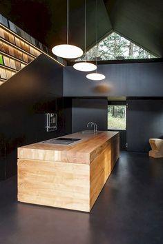 Stunning Minimalist Kitchen Design Trends - interior kitchen - Home Best Kitchen Designs, Modern Kitchen Design, Interior Design Kitchen, Interior Minimalista, Minimalist Kitchen, Minimalist Interior, Minimalist Design, Küchen Design, Home Design