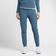 Converse Essentials Sportswear Women's Sweatpants Size Medium (Green)