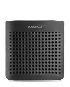 Bose Black SoundLink� Color II Bluetooth Speaker Leon Speakers, Whole Home Audio, Component Speakers, App Control, Bose, Bluetooth, Color, Black, Black People