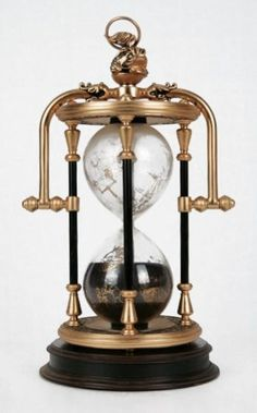 Resultado de imagen para hourglass steampunk