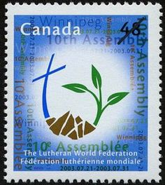 The Lutheran World Federation, 10th Assembly, Winnipeg, 2003