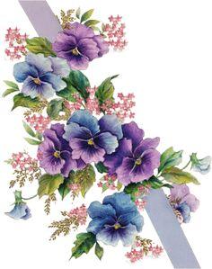 ZOOM DISEÑO Y FOTOGRAFIA: 31 flores vintage, para scrap, flowers