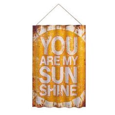 """Could be a repurposed tin roof segment! Nicely corrugated and painted to reveal your affection for that special someone. Rustic. brbrliDimensions: 20""""w x .5""""d x 38""""hlibrbrSmall difference..."""