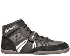 SABO Deadlift shoes. The perfect shoe for deadlifting and general all-round strength training.  Now available in the USA, at www.MAXbarbell.com