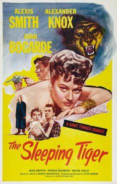 "salesonfilm: ""Films in 2015—#64 The Sleeping Tiger (Joseph Losey, 1954) """