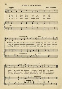 free vintage ephemera, jack frost song, sheet music graphic, aged paper printable, old music page Christmas Images, Diy Christmas Ornaments, A Christmas Story, Christmas Art, Vintage Christmas, Vintage Sheet Music, Vintage Sheets, Piano Sheet Music, Song Sheet