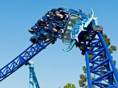 Manta at SeaWorld San Degio | 11 New Amusement Park Rides for Summer 2012 by @Conde Nast Traveler