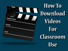 How to Download Videos For Classroom Use :: Lessons from a Teacher