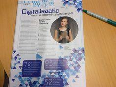 Digitalisaatio muuttaa sihteertyötä
