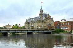 The Town of Carleton Place Carleton Place, Ottawa Valley, Photo A Day, Walking Tour, Esl, Ontario, Castles, Places To Go, Bucket