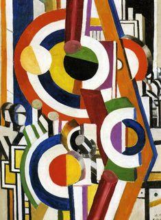 Di Fernand Léger e Marcel Duchamp