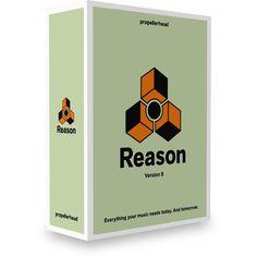 Propellerhead Reason 8   Hit Space