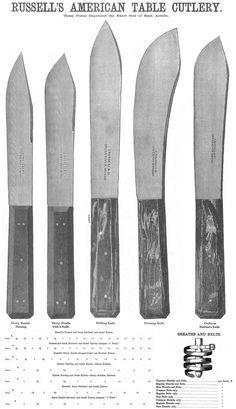 More Bushcraft Images and Illustrations - Texas Bushcraft's Forum Green River Knives, Knife Patterns, Fur Trade, Knife Sheath, Knives And Swords, Survival Knife, Knife Making, Bushcraft, Blacksmithing