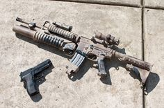 m4 with m203 - Google Search