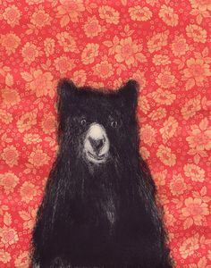 Bears in Art by Jane Cabrera