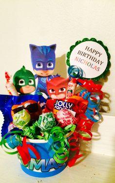 6 PJ Masks Party Favor Party Favors PJ Masks Birthday PJ