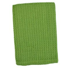 Vineyard Green Waffle Dishcloths - Set of 2