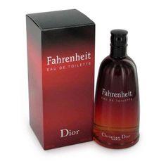 Christian Dior Fahrenheit is een bloemig, houtig, muskusachtig herenparfum.