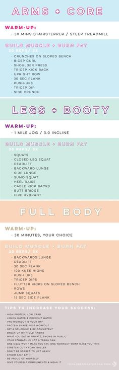 Looking for a great total workout plan? This is meant to challenge and push you. #fitness #challenge