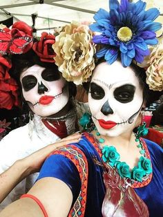 5 things to know before doing dia de los muertos makeup halloween decorationshalloween