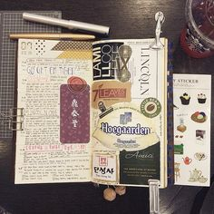 I know I'm super late but I've been having such a crazy couple of weeks... :) nevertheless..! here is my mtn week 16. #mtn #midori #midoritravelersnotebook #midoritravelersnote #write #handwriting #travelersnotebook #planner #planneraddict #plannernerd #scrapbook #filofax #stationary #stationaryaddict #paperaddict #plannerdecorating #plannerobsessed #midoriinspiration #washitape #diary #plannerobsessed #journaling #artjournal #트래블러스노트 #love #hobonichi #handwriting #journaling…