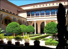 Palacio de la Aljafería/Zaragoza