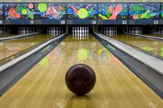 Bowling Stock Photo, Picture And Royalty Free Image. Image 7786939.