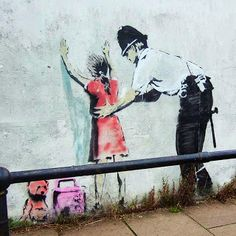 My main problem with cops is that they do what they're told. They say 'Sorry mate, I'm just doing my job' all the fucking time. – Banksy