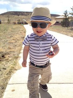 Baby boy 1st birthday outfit. Boy bow tie by LovelyLittleBabies, $22.00