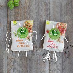 Köstliche Schnetzel oder feines Granulat - die Soja Allrounder bringen Pepp in die Küche! ❤️