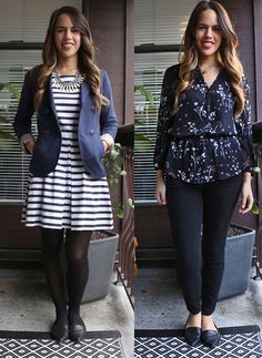 Jules in Flats October 2016 Outfits