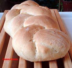 pane e pizza: Pane al semolino con biga