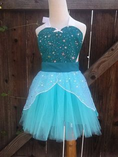 kids  ELSA   apron for  full apron for by loverdoversclothing