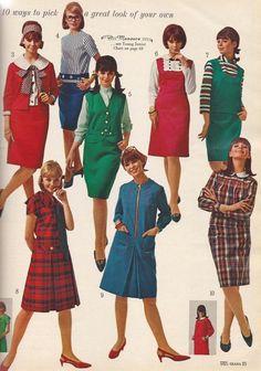 vintage 60s clothes