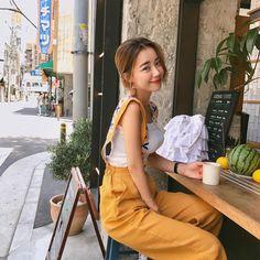 Korean Fashion K Daily Chic @vivamoon I Pin By Aki Warinda