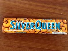 Silver Queen Cashew Milk Chocolate - My loved one just cant refuse this