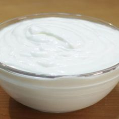 Easy Homemade Sour Cream - In the Kitchen with Matt