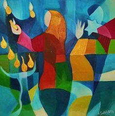 Beautiful Jewish art