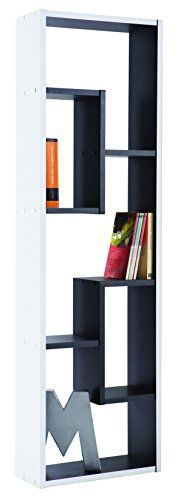 Amazing Shelf Graphite Libreria a spartimenti per uffi https