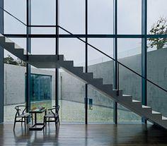 anatomia arquitetônica...: Casa Monterrey / Arquitetura Tadao Ando / México