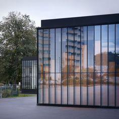 Gimnasio y Explanada del Ayuntamiento / LAN Architecture | Plataforma Arquitectura