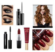 """""""Untitled #5"""" by jaqueline-martinez-1 on Polyvore featuring beauty, MAC Cosmetics, Bobbi Brown Cosmetics and Too Faced Cosmetics"""