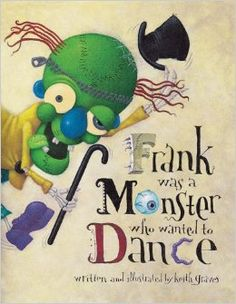 I love this silly Halloween themed book. The rhymes are wonderful and kids and adults will laugh.