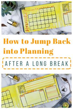 Ever find yourself flying solo without your planner for a long period of time? It starts to feel pretty terrible after a while. But getting back into the planner habit is harder than expected. Here's some tips to help you jump back into planning after a long absence so you can get back on your feet again! via @LittleCoffeeFox