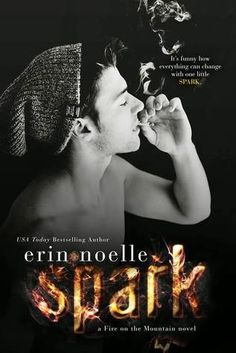 Musings of the Book-a-holic Fairies, Inc.: SPARK by ERIN NOELLE: A Rock Chick Fairy book review