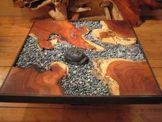 one of a kind Maka coffee table