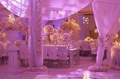 Glamorous Wedding By David Tutera | Calligraphy by Jennifer