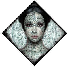 Salvador Dali, Montage Art, Unique Wall Decor, Artificial Leather, New Art, Art Projects, Digital Art, Mix Media, Painting Art