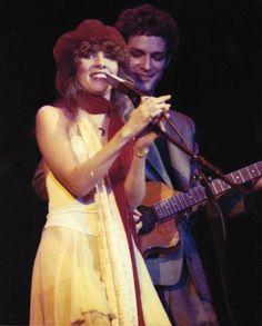 Stevie and Lindsey Stevie Nicks Lindsey Buckingham, Buckingham Nicks, Mac Angel, Members Of Fleetwood Mac, Jazz, Stephanie Lynn, Stevie Nicks Fleetwood Mac, Female Singers, Her Music