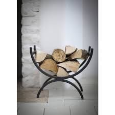 Garden Trading Black Iron Log Holder for sale Seagrass Rug, Log Holder, Natural Fiber Rugs, Firewood, Biodegradable Products, Home And Garden, Carpet, Clay, Iron